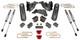 """2019-2022 Dodge RAM 3500 4wd 6"""" MaxPro Elite Lift Kit - MaxTrac K947563F"""