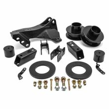 """2011-2022 Ford F-250/350 4wd 2.5"""" Leveling Lift Kit W/ Track Bar Relocation Bracket - ReadyLift 66-2726"""