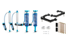 "2019-2022 Chevy & GMC 1500 2WD/4WD 3"" Uniball Lift Kit w/ King 2.5 Shocks - Cognito 510-P0989"