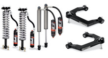 "2019-2022 Chevy & GMC 1500 2WD/4WD 3"" Elite Leveling Kit w/ FOX 2.5 Resi Shocks - Cognito 210-P1006"