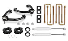 """2019-2021 Chevy & GMC 1500 2WD/4WD 3"""" Leveling Lift Kit - Cognito 110-90797"""