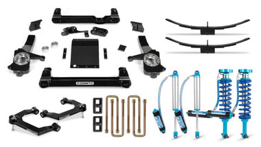 """2019-2022 Chevy & GMC 1500 2WD/4WD 3"""" Elite Leveling Lift Kit w/ King 2.5 Shocks - Cognito 510-P0985"""