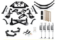"""2020-2022 Chevy & GMC 2500/3500 2WD/4WD 10"""" Performance Lift Kit w/ FOX 2.0 - Cognito 210-P1034"""