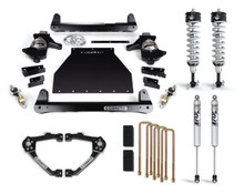 "2014-2018 Chevy & GMC 1500 2WD/4WD 4"" Performance Lift Kit w/ FOX 2.0 Shocks - Cognito 210-P0963"