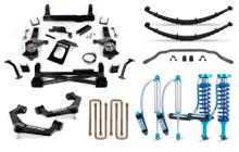 "2019-2021 Chevy & GMC 1500 2WD/4WD 7"" Elite Lift Kit w/ King 2.5 Shocks - Cognito 510-P1066"