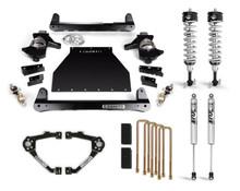 "2007-2018 Chevy & GMC 1500 2WD/4WD 6"" Performance Lift Kit w/ FOX 2.0 Shocks - Cognito 210-P0960"