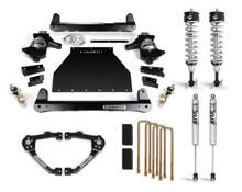 "2014-2018 Chevy & GMC 1500 2WD/4WD 6"" Performance Lift Kit w/ FOX 2.0 Shocks - Cognito 210-P0965"