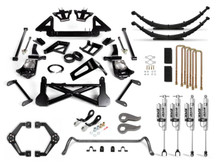 "2011-2019 Chevy & GMC 2500/3500 2WD/4WD 12"" Performance Lift Kit w/ FOX 2.0 Shocks - Cognito 210-P0982"