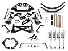 "2011-2019 Chevy & GMC 2500/3500 2WD/4WD 10"" Performance Lift Kit w/ FOX 2.0 Shocks - Cognito 210-P0981"