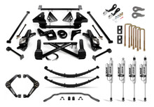 "2001-2010 Chevy & GMC 2500/3500 2WD/4WD 12"" Performance Lift Kit w/ FOX 2.0 Shocks - Cognito 110-P0999"