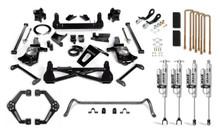 "2011-2019 Chevy & GMC 2500/3500 2WD/4WD 7"" Performance Lift Kit w/ FOX 2.0 Shocks - Cognito 110-P0980"