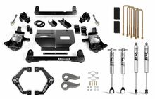 """2011-2019 Chevy & GMC 2500/3500 2WD/4WD 6"""" Standard Lift Kit w/ FOX PS 2.0 Shocks - Cognito 110-P0968"""
