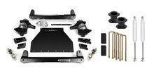 """2007-2018 Chevy & GMC 1500 2WD/4WD 4"""" Standard Lift Kit - Cognito 110-P0781"""