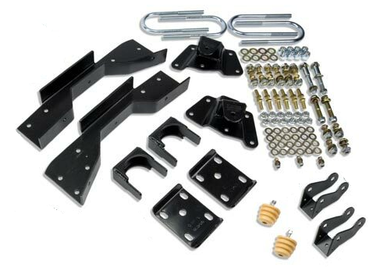 """1995-1999 Chevy Tahoe 2 Dr 2wd 5.5"""" Rear Lowering Kit - Belltech 6640"""