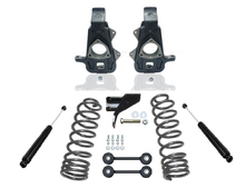 "2019-2022 Dodge RAM 1500 Classic 2wd 2/4"" Premium Spindle Drop Kit W/ Dual Rate Rear Coils- K440050-19"