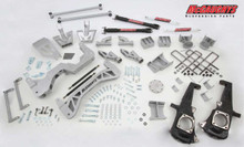 "2011-2014 Chevrolet Silverado 2500HD 4wd Diesel 7"" Lift Kit - McGaughys 52350"