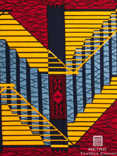 Vlisco Dutch Wax W327