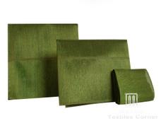 Aso-Oke A090 Olive Green