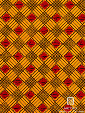 Vlisco Dutch Wax W043