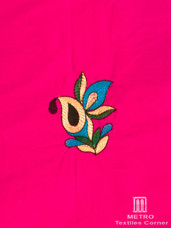 Intorica George I13 Fuchsia Pink