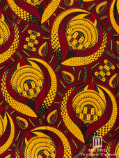Vlisco Dutch Wax W1028