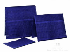 Aso-Oke A155 Royal Blue