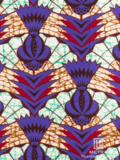 Vlisco Dutch Super Wax SW800
