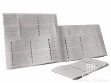 Aso-Oke A161 Grey/Silver