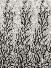 Lace H736 Silver/Black