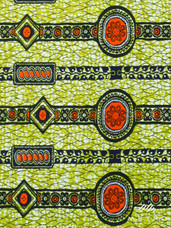 Vlisco Dutch Wax W1241