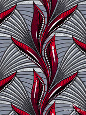 Embellished Vlisco Dutch Wax LTDEW061 Exclusive Design #3632