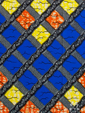 Vlisco Dutch Super Wax SW819