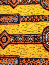 Vlisco Dutch Wax W1306