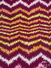 Vlisco Dutch Wax W1328 Cotton Satin