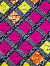 Vlisco Dutch Super Wax SW859