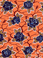 Vlisco Dutch Super Wax SW873 #3262