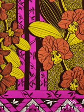Vlisco Dutch Wax W1347