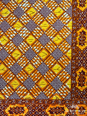 Vlisco Dutch Wax W1363