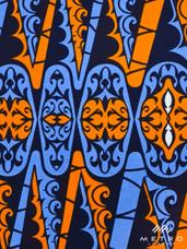 Vlisco Dutch Wax W1371
