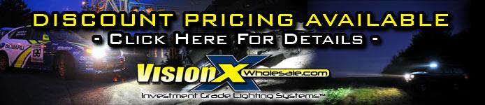 Vision X Wholesale