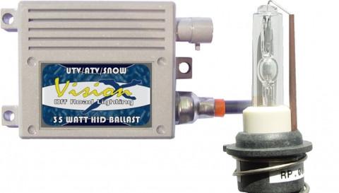 Vision X HID-116 35 Watt HID Headlight Kit
