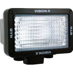 Vision X HID-5751 50 Watt HID Flood Beam Off Road Light