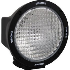 Vision X VX-6511 Tungsten Halogen-Hybrid Flood Beam Lamp