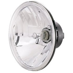 Sealed Beam Replacement Light - Vision X VX-7RD 4004047