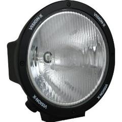 Vision X VX-8510 Tungsten Halogen-Hybrid Euro Beam Lamp