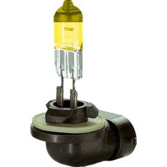 Vision X VX-886Y 886 Pure Yellow 55 Watt Single Bulb