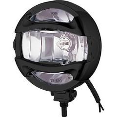 Vision X VX-T9000B 100 Watt Halogen Euro Beam Lamp