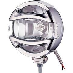 """Vision X VX-T9000B.24V 100-Watt 24V 6"""" Halogen Euro Beam Lamp"""
