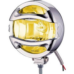 Vision X VX-T9000ION 100 Watt Halogen Euro Beam Off Road Lamp