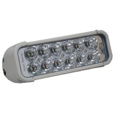 "Vision X XIL-120WV XMITTER 8"" Single Stack Euro Beam LED Light Bar"